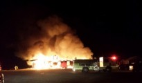 Motel on Highway 16 Considered a Total Loss