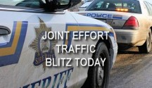 The Edmonton Police Service and its partners will be rolling out a one-day, joint traffic initiative on roadways throughout the Alberta capital today, Friday, April 17, 2015, in an effort to keep all motorists safe.