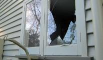 Break and Enter Broken Window
