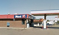 Macs Store located on 12 Avenue SW in Slave Lake