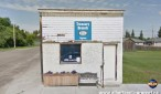 Alberta Treasury Branch in the Hamlet of Amisk. (Google Earth)