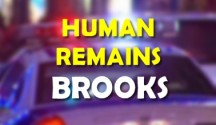 On the evening of Thursday, April 28, 2016, at approximately 10:07 p.m., members of the Brooks RCMP detachment received a report that a local man, who was tending his cattle in a field about ten kilometers west of Brooks, had found what was believed to be human remains.
