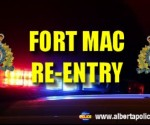 RCMP to assist in the safe re-entry of Fort McMurray residents