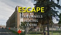 Stan Daniels Healing Centre, a facility managed by Native Counselling Services Alberta.