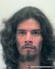 "Fabian Claybren Maytwayashing (Aliases: James Henry Hildenbrand; Stephane Masters; Fabian Sennie; Fabian Choken) DOB: 1974-10 -17 Height: 183 cm (6'0"") Weight: 64 kg (140 lbs) Hair: Black Eyes: Brown Race: Aboriginal"
