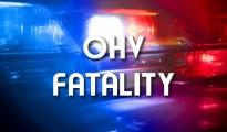 OHV Fatality